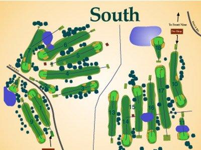 South Course