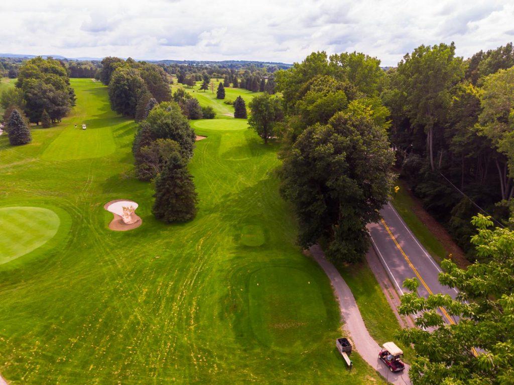 South Course - Hole 2 - 3