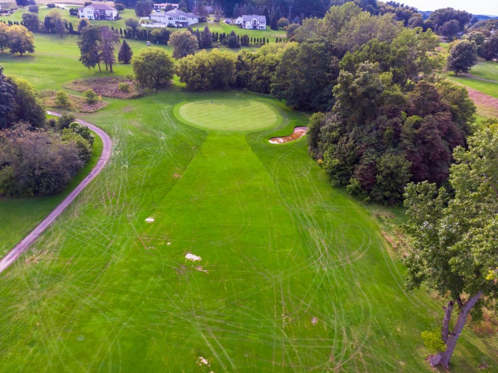 South Course - Hole 14 - 3