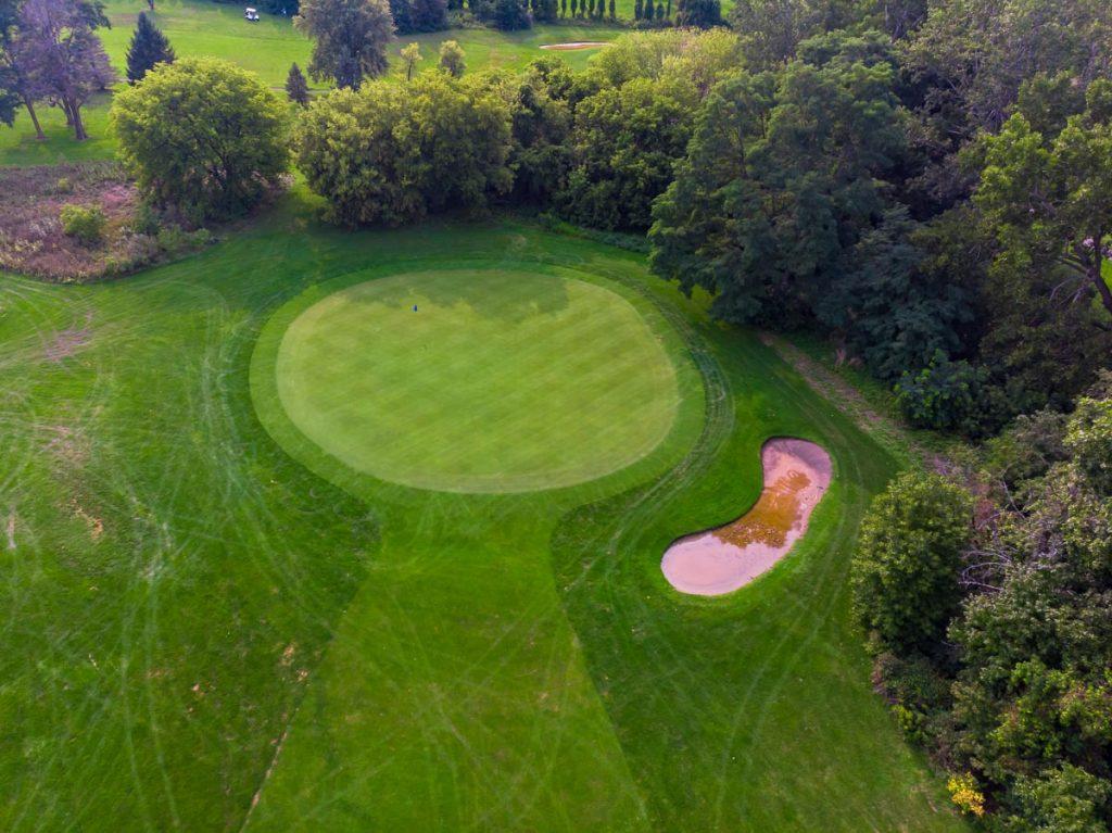 South Course - Hole 14 - 4