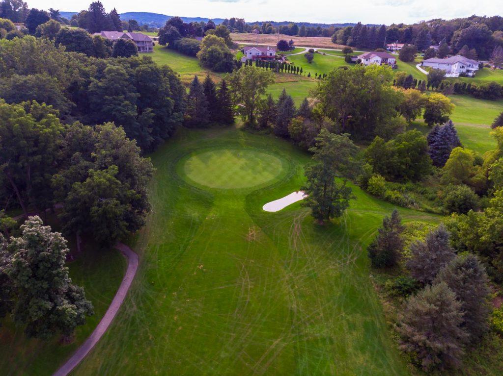 South Course - Hole 16 - 3