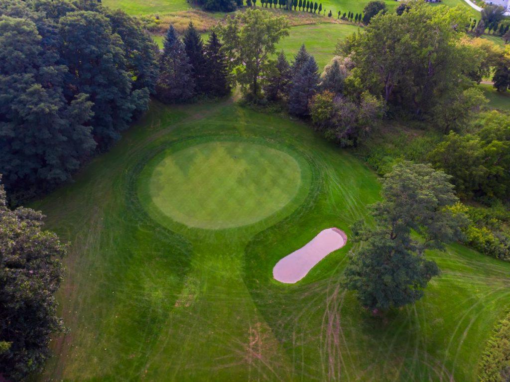 South Course - Hole 16 - 4